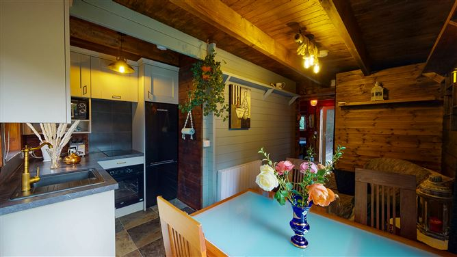Main image for 2 Bed Lodge , Kilmacanogue, Wicklow
