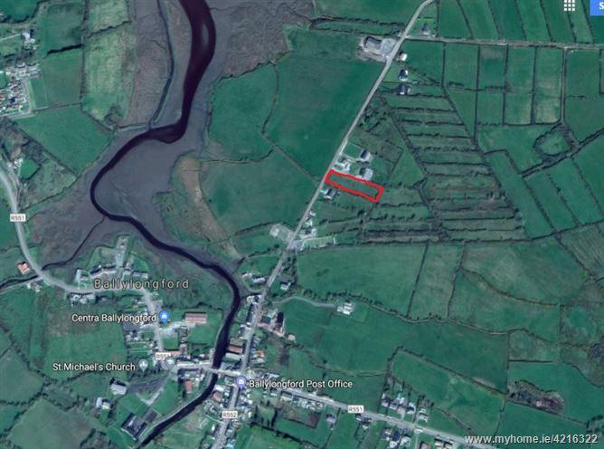 Ballylongford Village (Lislaughtin), BallyLongford, Kerry