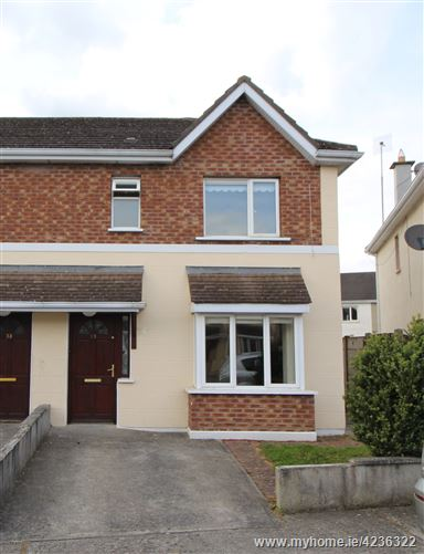 37 The Hollands, Athy, Kildare
