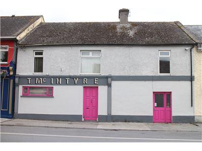 The Wheel Inn, Banagher Street, Cloghan, Offaly