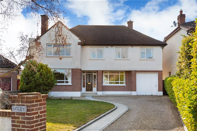 Main image for Disley,South Hill Park,Booterstown Avenue,Blackrock,Co Dublin