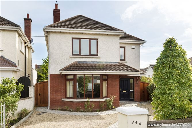 64A South Hill, Dartry, Dublin 6