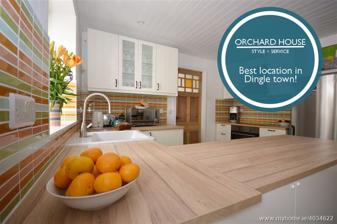 Orchard House ,Dykegate Street, Dingle Peninsula, County Kerry