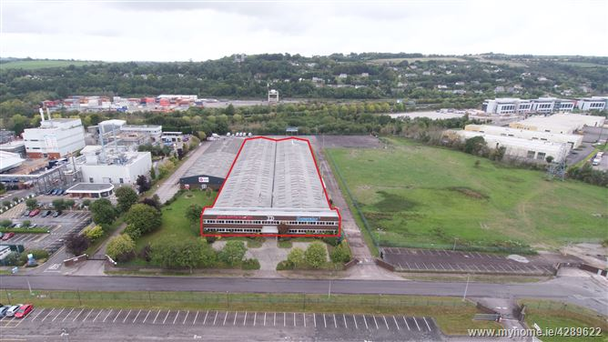 Warehouse including Office Space, Castle Road, Little Island, Cork