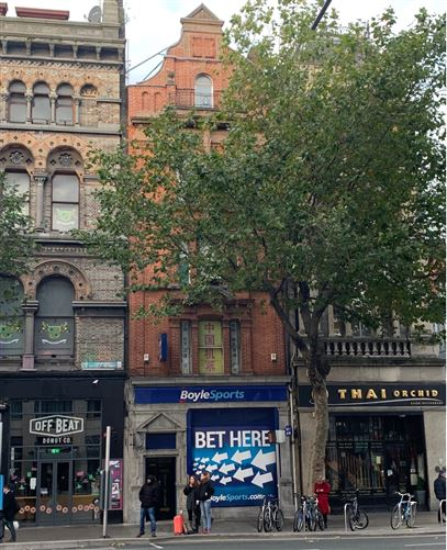 Main image for 6 Westmoreland Street, Temple Bar, Dublin 2