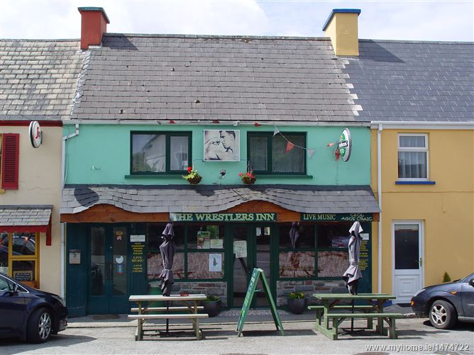 Ref 416 - The Wrestlers Inn, Sneem, Kerry