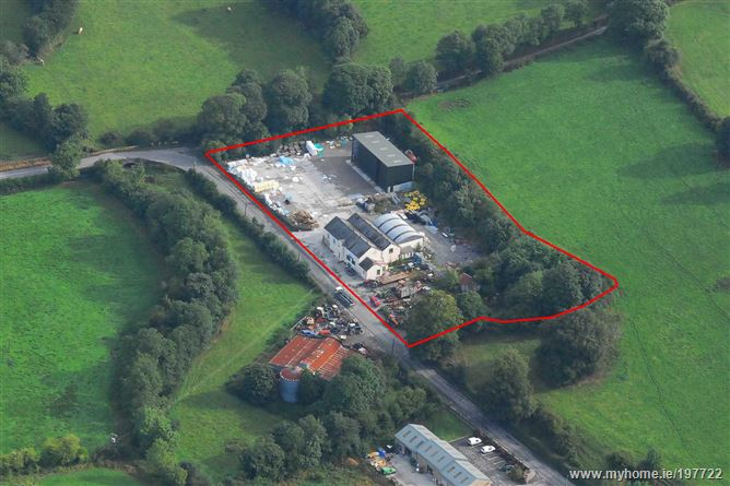 Commercial Property For Sale, Ballingarry, Co Tipperary