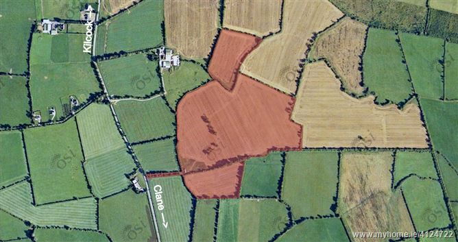Photo of Ballybrack, Kilcock, Co. Kildare Approx. 23.8 ha (58.7 acres),