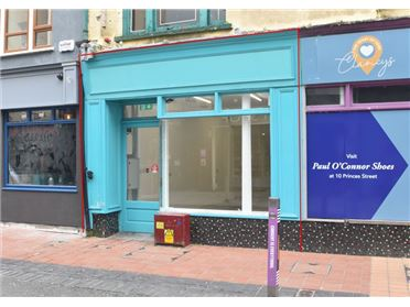 Main image of 56 Oliver Plunkett Street, City Centre Sth, Cork City