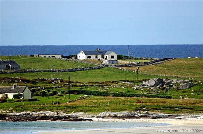 Omey Island (237), Claddaghduff, Galway