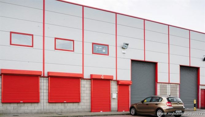Unit 4, Willsborough Cluster, Clonshaugh Business & Technology Park, Dublin 17, Dublin