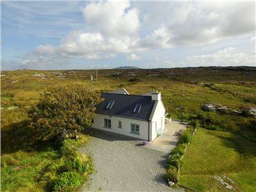 Photo of Ceannabhan Cottage, Derrigimlagh, Clifden, Galway