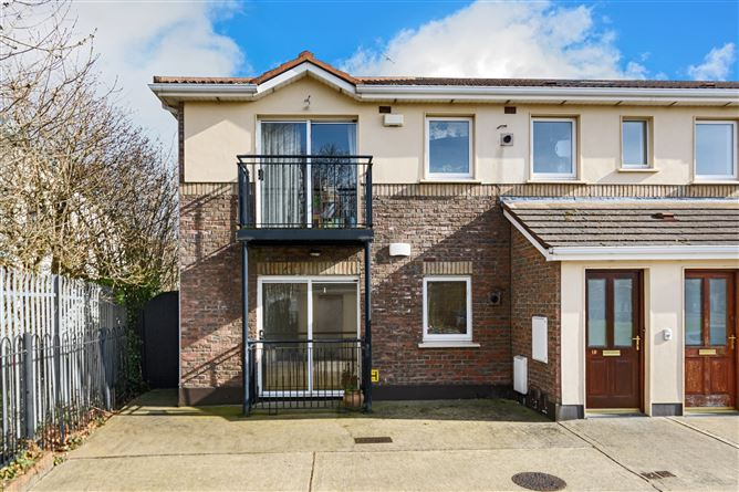 Apt 19 Fforster Crescent, Ballydowd Manor