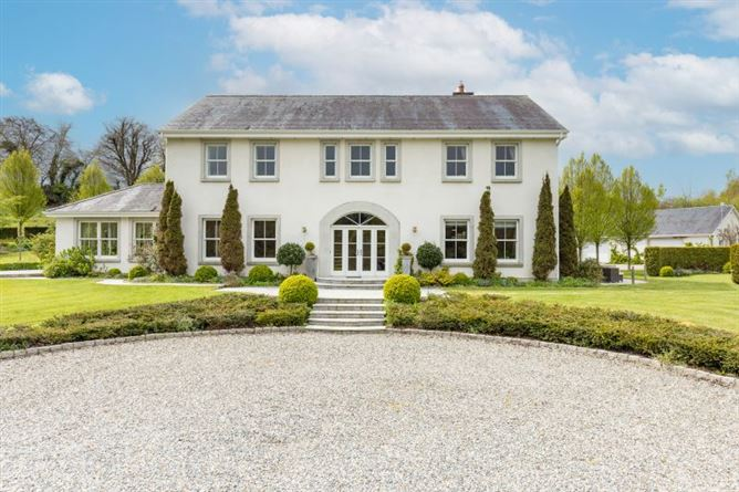 Main image for River House set on c. 15 Acres, Kilcarbry, Enniscorthy, Wexford, Y21H9K3