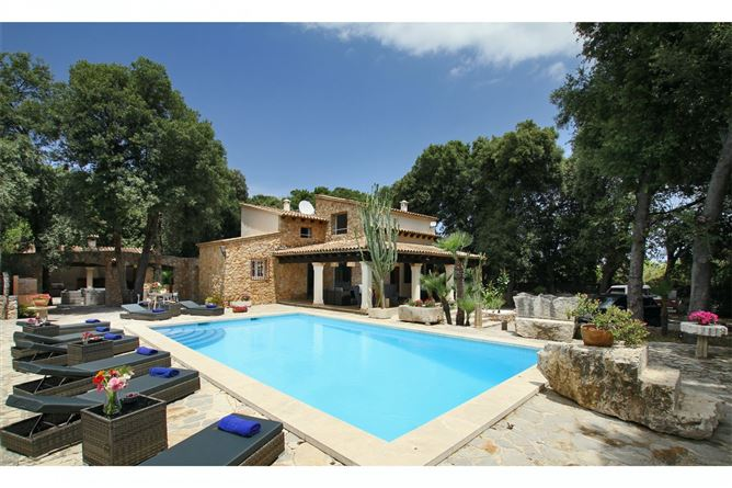 Main image for In the Shadow of the Oaks,Majorca,Balearic Islands,Spain