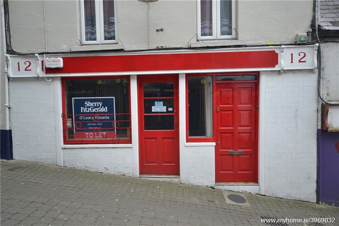 Ground Floor, 12 Slaney Street, Enniscorthy, Co. Wexford
