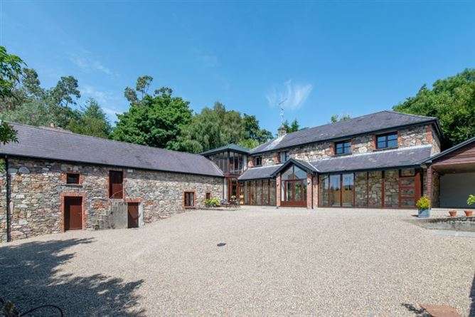 Main image for Conaim Machnaim, set on c. 16 acres, Killurin, Wexford