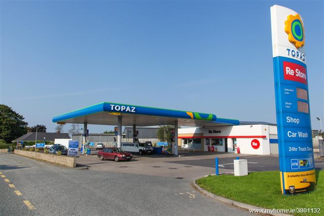 Topaz Service Station Portfolio, Coolfore, Ashbourne, Co Meath
