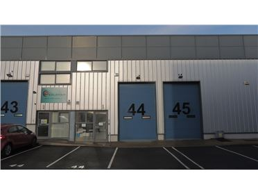 Main image of Unit 44, Newtown Businness and Enterprise centre, Newtownmountkennedy, Wicklow