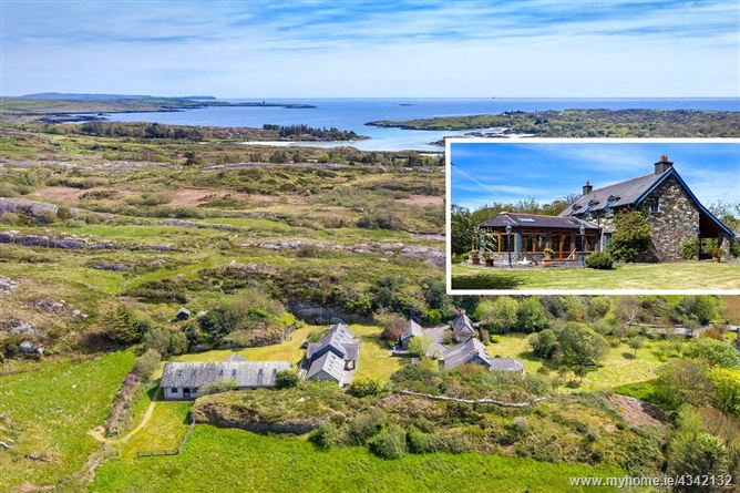 Main image for Kealfadda Bridge House, Toormore, Schull, Co Cork, P81 VY29