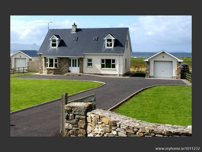 Beach House - Kildoney - Rossnowlagh, Donegal - Donegal ...