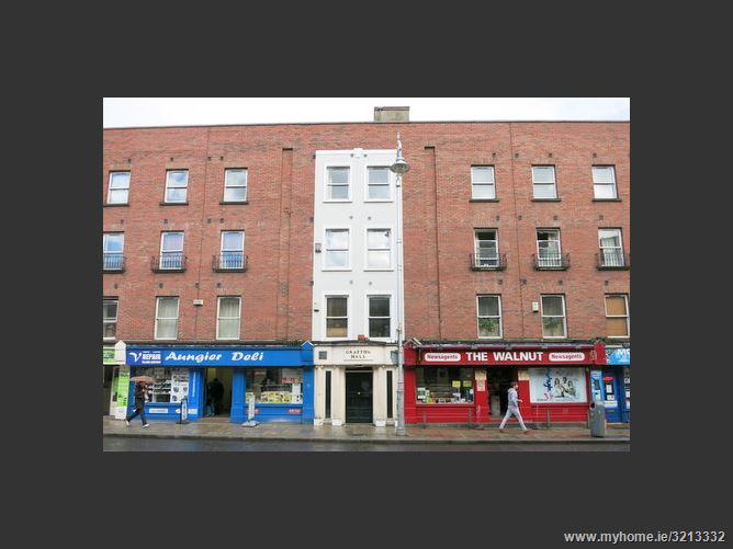 12 Grafton Hall, Aungier Street, South City Centre,   Dublin 2