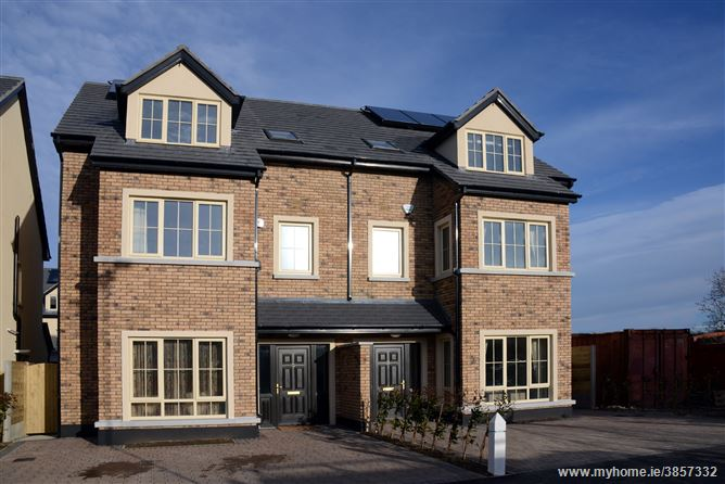 Croftwell, School Road, Rathcoole, Co. Dublin - 4 Bed Semi-detached Type G c.1,800 sq.ft.