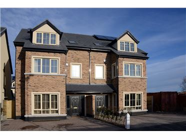 Main image of Croftwell, School Road, Rathcoole, Co. Dublin - 4 Bed Semi-detached Type G c.1,700 sq.ft.