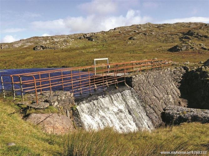 Hydro Power Station , Lough Curramore, Derryduff More, Bantry Co. Cork