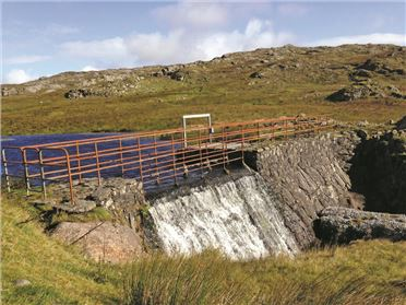Photo of Hydro Power Station , Lough Curramore, Derryduff More, Bantry Co. Cork
