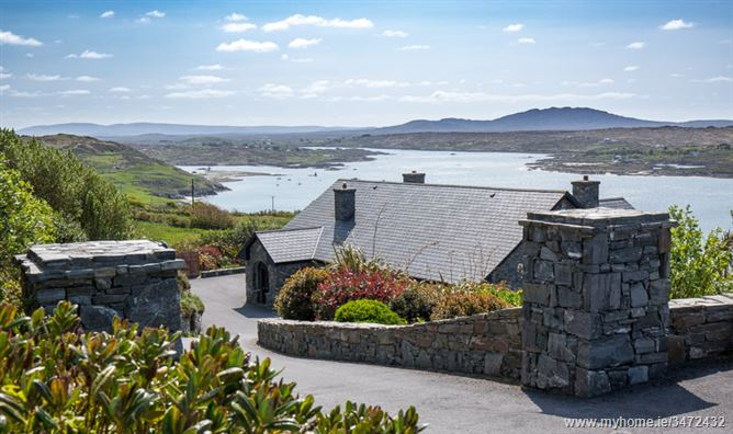 Main image for Sea Scape House,Sky Road, Clifden, Connemara,  Galway, Ireland