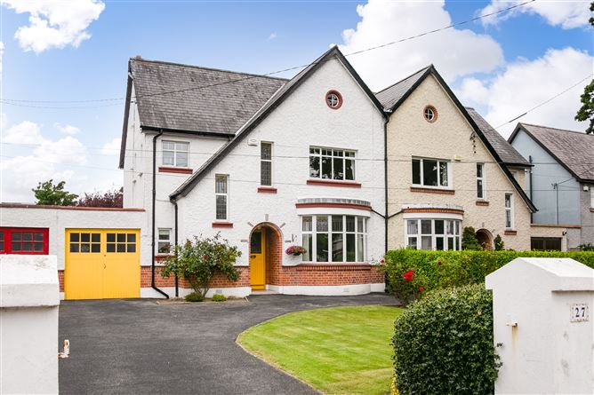 Main image for 27 Clonkeen Road, Blackrock, County Dublin