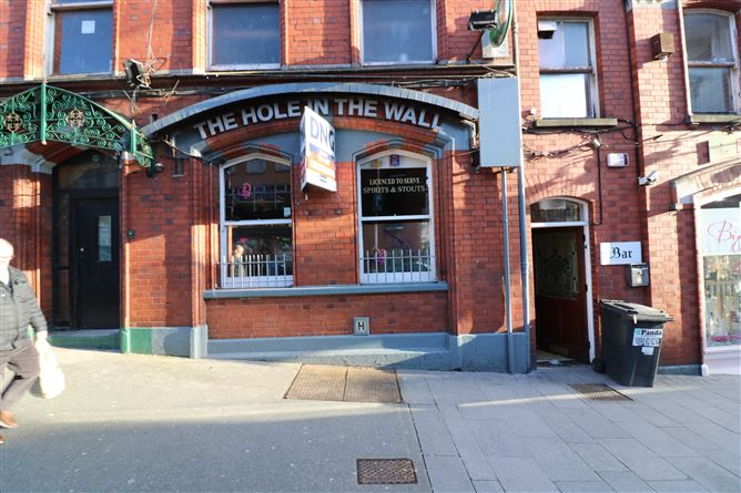 The Hole In The Wall, Peter Street