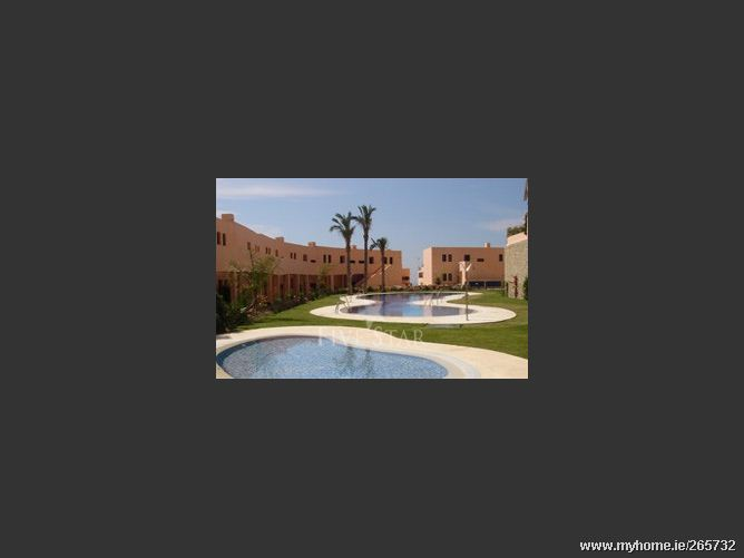 2 bed penthouse, Mojacar, Andalucia, Spain