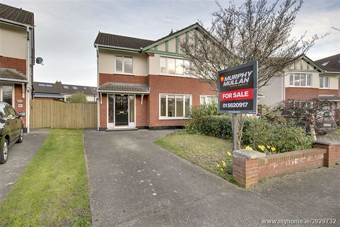 18 Glencairn Crescent, The Gallops, Leopardstown,   Dublin 18