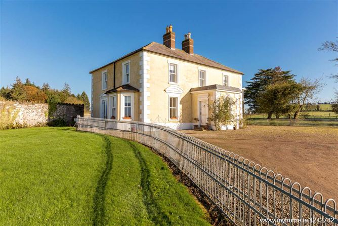 Newrath House and Farm on 30.35 Ha (75 acres), Slane Upper, Co. Meath, Slane, Meath