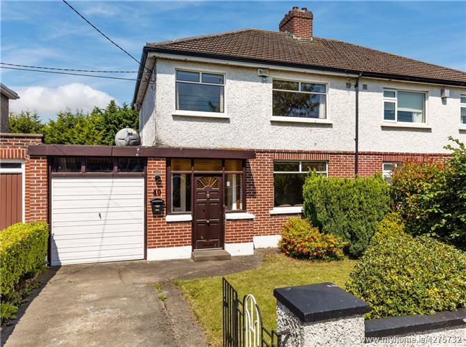 Main image for 40 Cill Eanna, Raheny, Dublin 5, D05 VE42