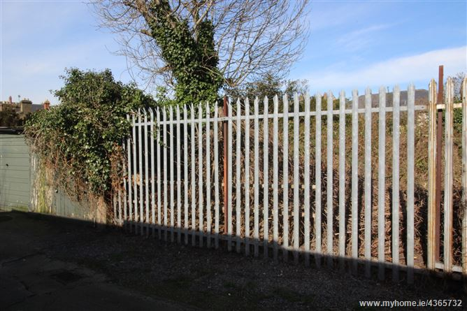 Main image for Plot of land at rear of 8,10,12&14 Fairfield Road, Glasnevin, Dublin 9