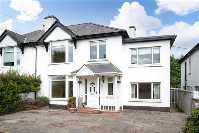 Main image for 75 Foster's Avenue, Mount Merrion, County Dublin