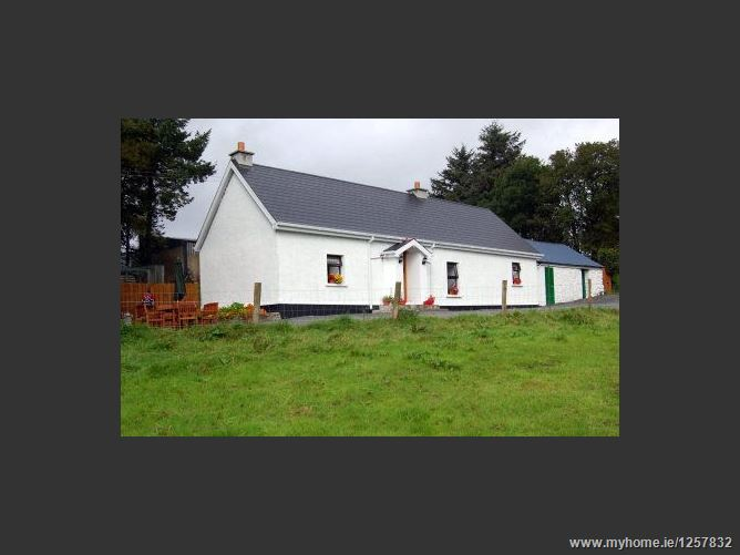 Main image for Fern Cottage - Churchill, Donegal
