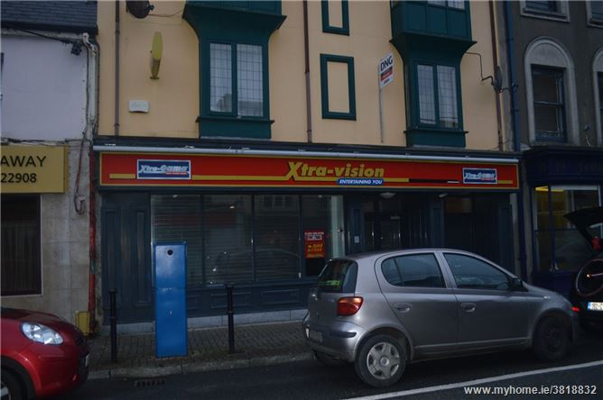 Former Xtravision Unit, 18 Davis Street, Mallow, Co Cork