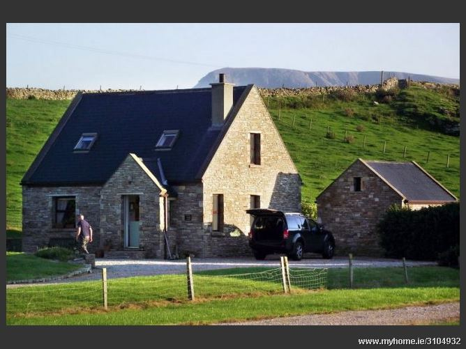 Main image for Bréifne Cottage - Dunfanaghy, Donegal