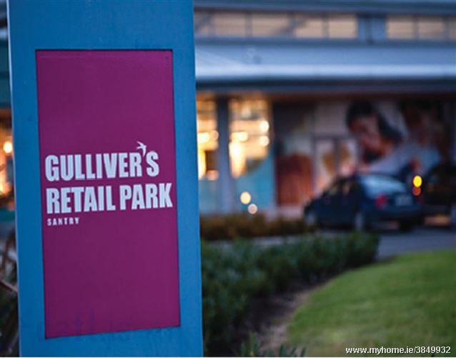 Gullivers Retail Park and Shopping Centre, Santry, Dublin 9