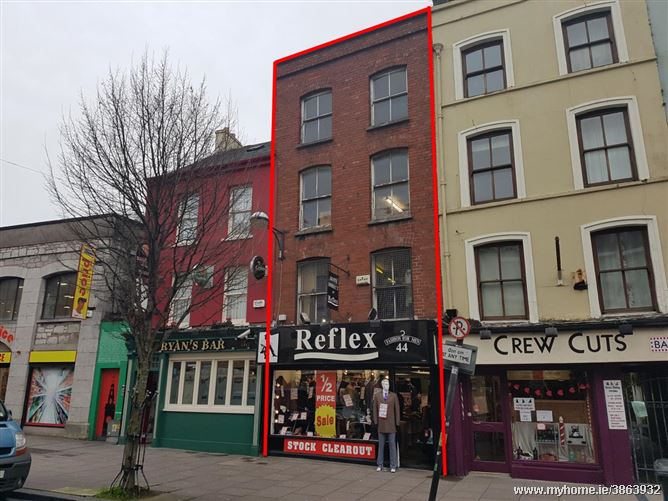 Retail Investment Property, 44 North Main Street, Cork