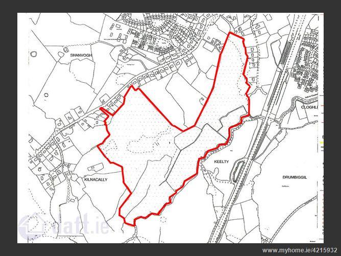87.27 acres Shanaway Road, Lahinch Road, Ennis, Co. Clare