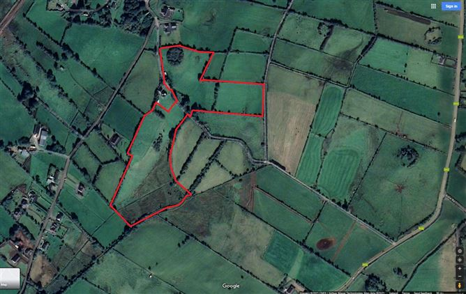 C. 15.51 Acres of Agricultural Land at Corraun, Ballyvary