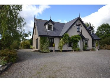 Redwood Lodge, Knockduff,  Bree, Enniscorthy, Co Wexford