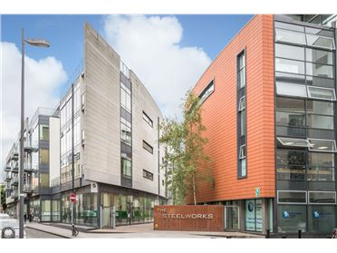 Main image of Apt 21 The Millhouse,The Steelworks, Foley Street, North City Centre,   Dublin 1