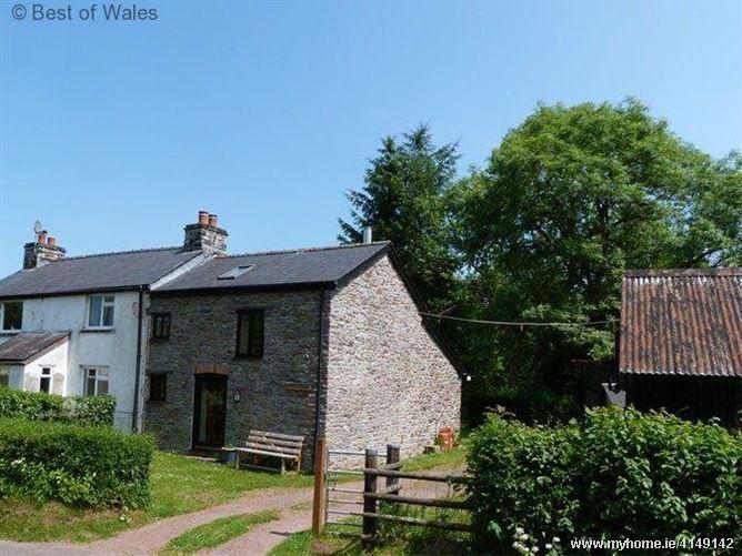 Abereithrin Cottage,Brecon, Powys, Wales