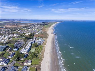 Photo of Site in Prime Location with FPP for 3 dwellings at Grange Little, Rosslare Strand, Wexford